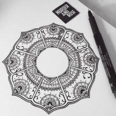 Mandala Designs, murderandrose: Mandala heaven.