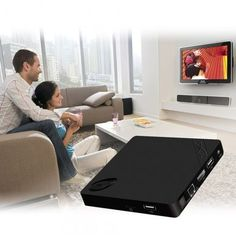 Based on high-tech Android 4.4 OS, this TV box works to turn your TV into a multimedia entertainment center. It enables you to watch Internet TV, enjoy online video and listen to your favorite music on this compact-sized box. #yeswefixgadgets #tvbox