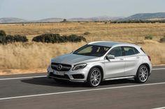 Mercedes Benz GLA 45 AMG : Officielle   [+ MàJ vidéos]
