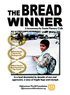 Bread Winner documentary about 8 year old taking care of his family in Afghanistan