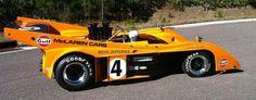 Peter Revson 1972 M20