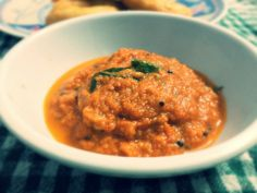 Tangy Onion - Tomato Chutney