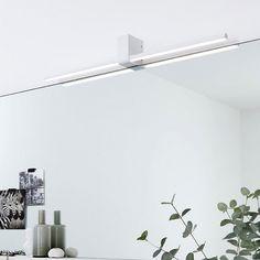 Ce luminaire présente un design magnifique qui complète parfaitement l'architecture contemporaine et des lignes épurées. Sirius est un luminaire LED miroir très agréable et tout nouveau dans la gamme de Lucide.