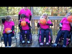 This is an exercise video designed for individuals who have limited mobility or who use wheelchairs. The four young ladies in this video all have mobility li. Exercise Videos, Excercise, Workout Videos, Workouts, Indian Bodybuilder, Yin Yoga Poses, Gym Music, Yoga For You, Different Types Of Yoga