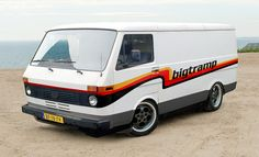 VW LT 'Bigtramp"