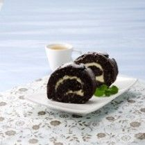 CHOCO CHEESE ROLL CAKE http://www.sajiansedap.com/mobile/detail/1362/choco-cheese-roll-cake