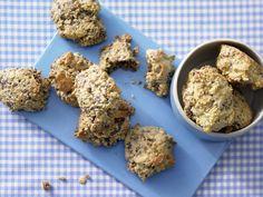 Dattelplätzchen - mit Ingwer - smarter - Kalorien: 125 Kcal - Zeit: 35 Min. | eatsmarter.de Dattelplätzchen ... köstlich und gesund.