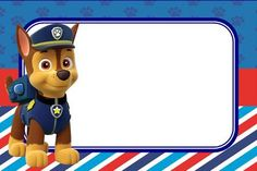 A personal favorite from my Etsy shop https://www.etsy.com/listing/235150242/paw-patrol-food-labels