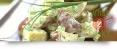 Dill & Parsley Potato Salad with Chives