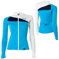 Maloja Alpine Rose Jersey - Long-Sleeve - Women's I want it. Womens Cycling Kit, Mountain Bike Clothing, Road Mountain Bike, Cycling Gear, Bike Life, Triathlon, Rose, Long Sleeve, Jackets