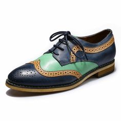 Confident Original Francesina Woman In Eco-leather No Lace-up Printed Braided Leather Comfort Shoes