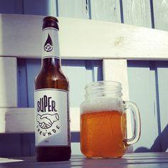 Superfreunde GPA  #craftbeer #craftbier #kiel #berlin #superfreunde #paleale #beerporn #instabeer #beerstagram #beerpics #beertography #beer #birra #cerveja #cerveza #biere #bier #øl #öl #craftbeerkiel #craftbeerporn #craftbeerlife #beerlove #beergeek #beernerd #drinkmorebeer #drinkcraft #cheers