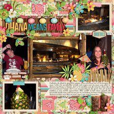 Universal Album 2 by Cindy Schneider. Backyard Luau by Kristin Cronin-Barrow & Studio Flergs.