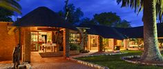 Kalahari Anib Lodge in Namibia is currently ranked of 5 Specialty lodging in Mariental.