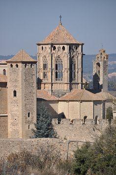 Monestir de Poblet, Tarragona Catalonia