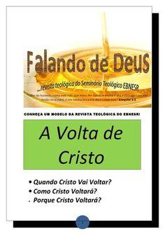 Conheça a Revista Teológica do EBNESR!