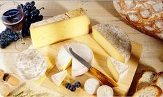 Top 5 des accords fromage et vin