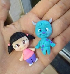 1 million+ Stunning Free Images to Use Anywhere Cute Polymer Clay, Fimo Clay, Polymer Clay Charms, Polymer Clay Projects, Polymer Clay Creations, Clay Crafts, Diy And Crafts, Crafts For Kids, Monsters Inc Decorations
