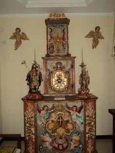 Capela Chiaradia - Conjunto - Córrego do Bom Jesus - MG - Brasil.