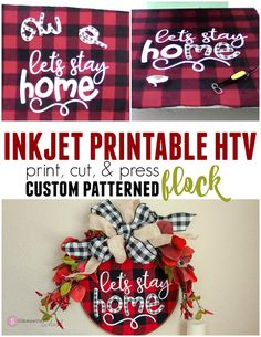 Inkjet Printable HTV: Print, Cut & Press Custom Patterned Flock Silhouette School Blog, Silhouette Projects, Silhouette Studio, Printable Htv, Printables, Transfer Paper, Heat Transfer Vinyl, Silhouette Cameo Vinyl, Starcraft