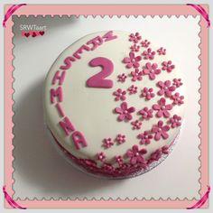 Verjaardag taart meisje