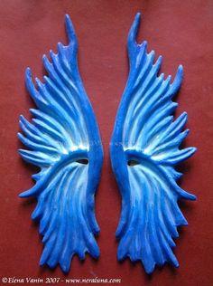 Mermaid latex ears tutorial by Lluhnij on DeviantArt Mermaid Face Paint, Wig Hairstyles, Latex, Wigs, Hot, Cosplay, Costumes, My Style, Special Effects