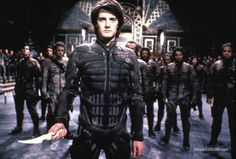 Dune (1984) Publicity still of Kyle MacLachlan