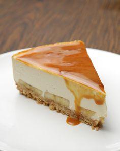 Olha só quantas camadas de sabor: | Aprenda a fazer um cheesecake delicioso que não precisa assar