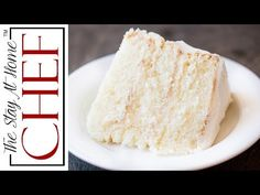 The Most Amazing White Cake is here! It's light, and airy, and absolutely gorgeous. This is the white cake you've been dreaming of! Best Cake Recipes, Dessert Recipes, Chef Recipes, Stay At Home Chef, Gateaux Cake, Easy Cake Decorating, Decorating Ideas, Fun Cooking, Sweets
