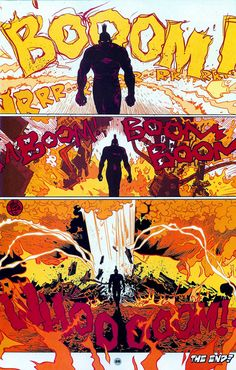 Paul Pope, Omac from SOLO #3
