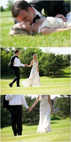 A Northwoods Wedding » A Midwest Wedding Blog