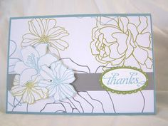 Stampin' Up!®: # 2 4 the Day....