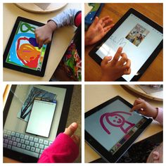 Love these ipad apps for learning.