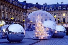 Christmas in Europe 2013 - Paris, France Christmas In Europe, Christmas In The City, Noel Christmas, Christmas Balls, Christmas And New Year, Christmas Lights, Christmas Decorations, Christmas Place, Christmas 2017