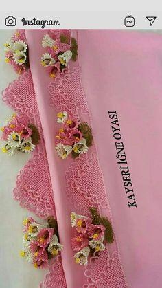 İgne oyası mevlit Needle Lace, Floral Tie, Elsa, Needlework, Tassels, Sewing, Flowers, Crafts, Blue Prints