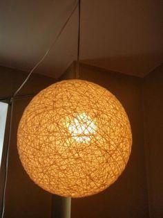 lampada led 9 lampadario spago