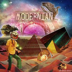 DO SHOCK BOOZE - MODERNIAN [Album Teaser]