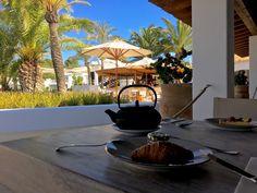 Breakfast at Destino Pacha Ibiza Resort