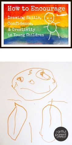 Super Easy Drawing Ideas And Activities For Kids Kid Blogger