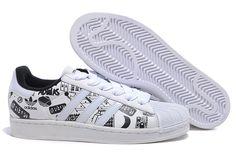 Adidas Original Superstar II Casual Shoes White Black G01963 Mens Trainers