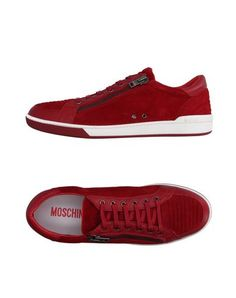 MOSCHINO Low-tops. #moschino #shoes #low-tops