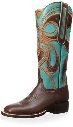 Lucchese Hypnotic Swirl Boot
