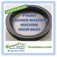 Your washing machine should not be leaking. It's probably just a worn Door Boot. Give us a call, we've got Door Boots in stock #washingmachine #washing #laundryday #wefix #bergensappliances #wekeepthemworking #quote #inthekitchen #southafrica #vanderbijlpark  Vanderbijlpark Branch Follow us on Instagram and Pinterest WhatsApp:   076 960 6467 Email:   vanderbijlpark@bergens.co.za