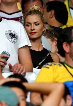 Bellas Brasil vs Alemania | Brasil 2014: Las chicas más bellas del Mundial de Fútbol - Yahoo Deportes