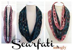 Ravelry: Scarfati pattern by Tamara Kelly