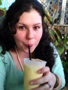 Drinks at Bananas