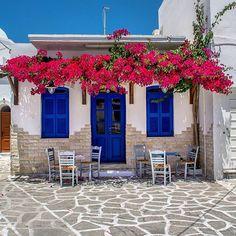 Antiparos island, Greece