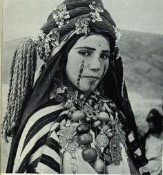 Jeune fille kabyle