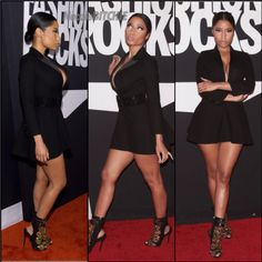Necole Bitchie.com: A Few Red Carpet Moments From Fashion Rocks