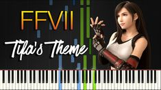 """With FFVII remake coming up next year i decided to do some Final Fantasy Tutorials/Covers with the first one being """"Tifa's Theme"""" from Final Fantasy VII Pian. Piano Tutorial, Final Fantasy Vii, I Decided, Itunes, Finals, Don't Forget, Collections, Tutorials, Apple"""
